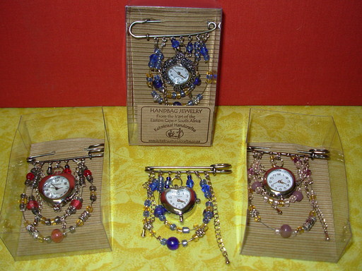 Handbag Jewellery with Watch