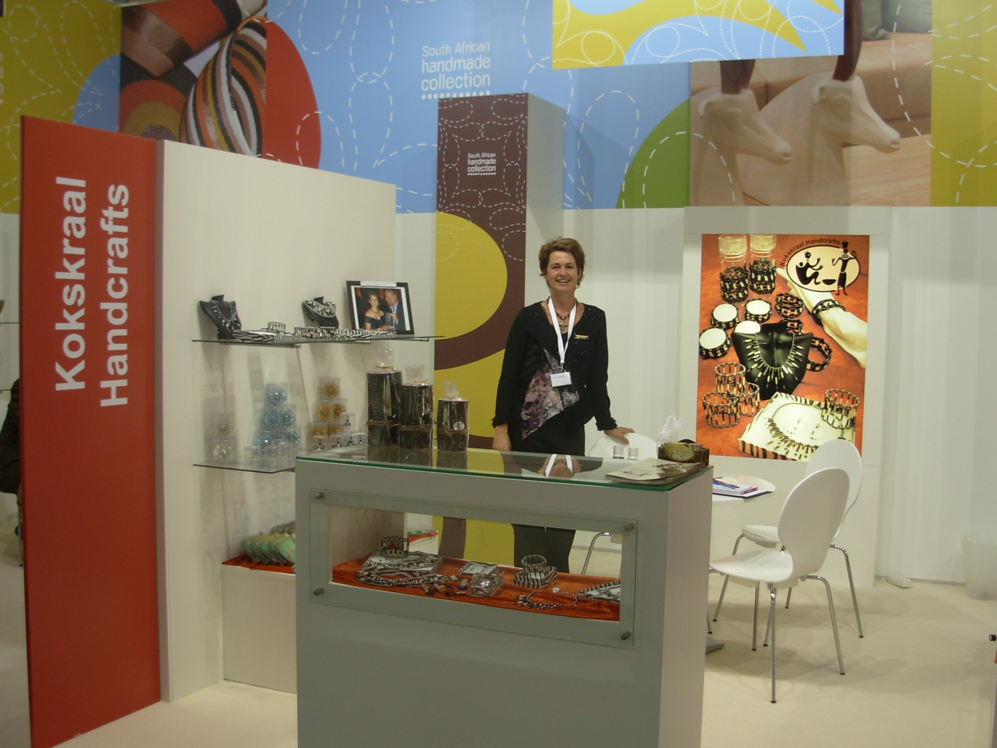 19 Exhibiting in Germany