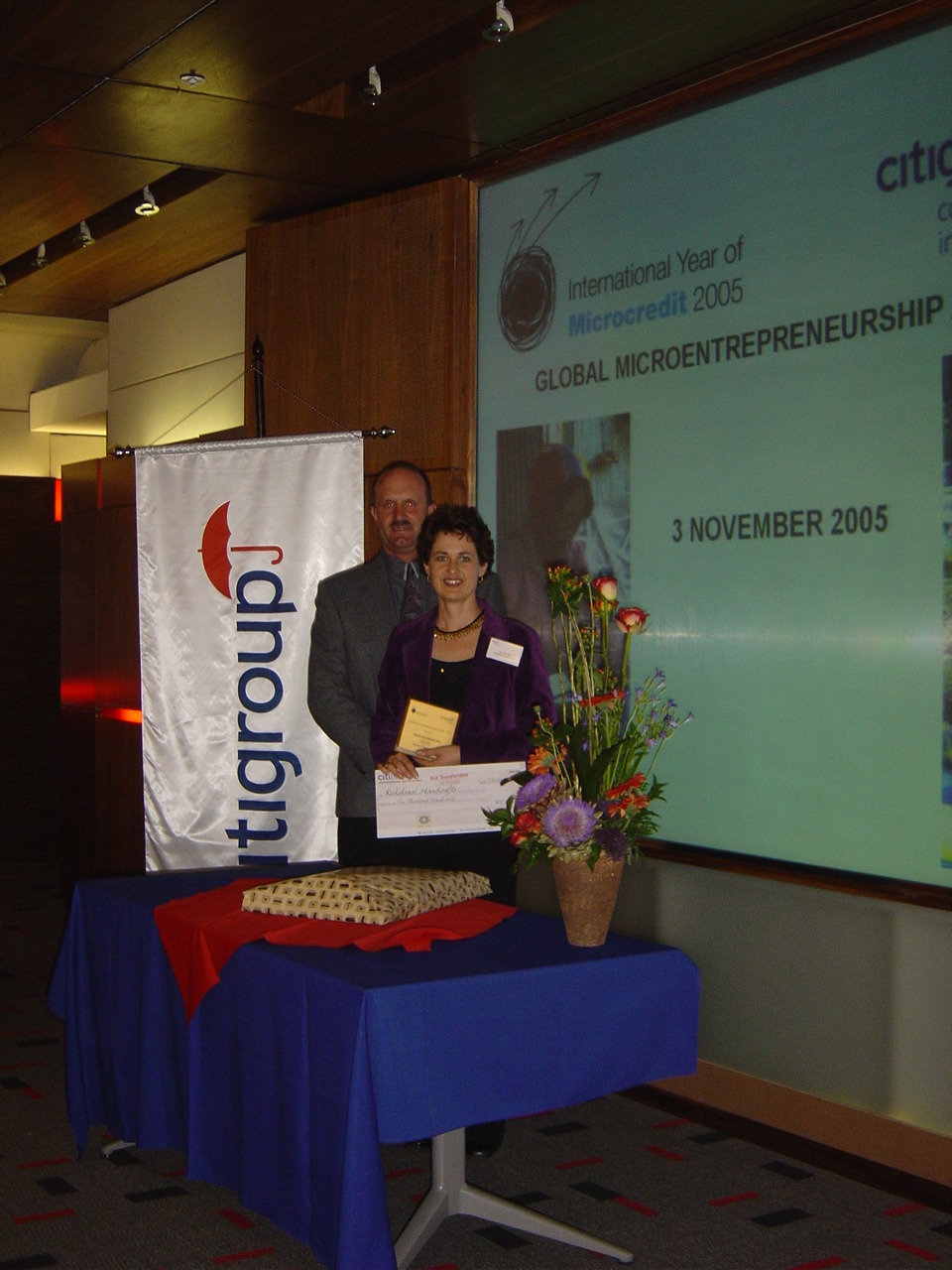 08. Winning the Citigroup competition